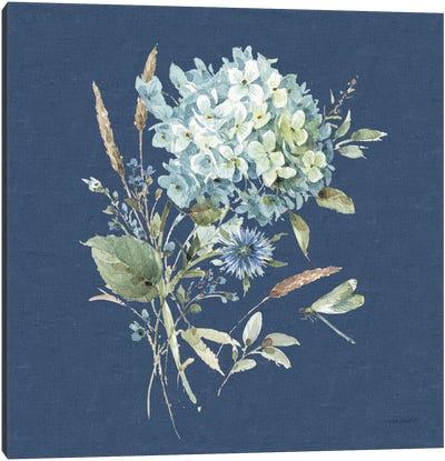 Bohemian Blue IIIB Canvas Art Print