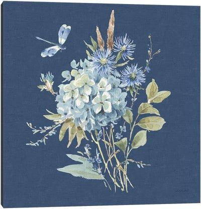 Bohemian Blue IVB Canvas Art Print