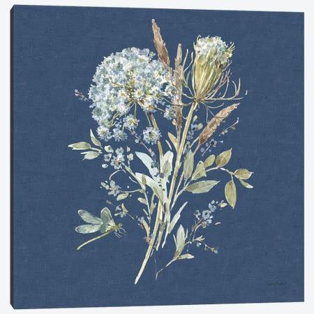 Bohemian Blue VB Canvas Print #UDI179} by Lisa Audit Canvas Art Print