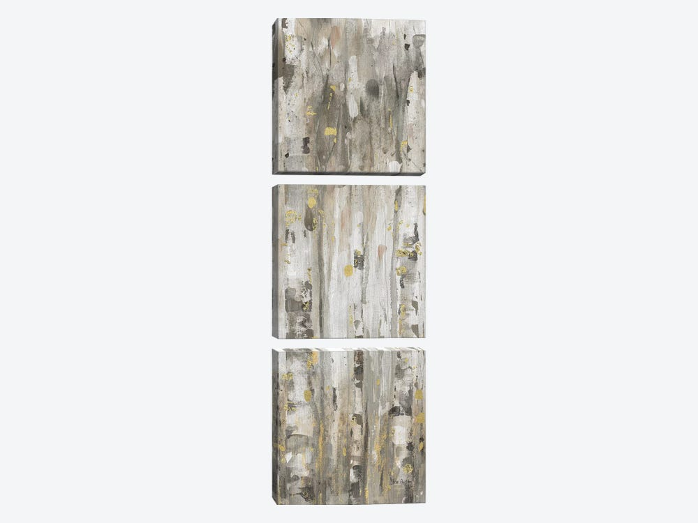 The Forest V by Lisa Audit 3-piece Canvas Print