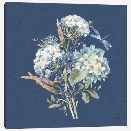 Bohemian Blue VIB Canvas Print #UDI181} by Lisa Audit Canvas Art