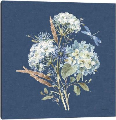 Bohemian Blue VIB Canvas Art Print