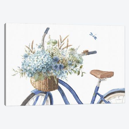 Bohemian Blue VIIIA Canvas Print #UDI183} by Lisa Audit Canvas Art