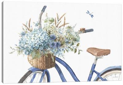 Bohemian Blue VIIIA Canvas Art Print