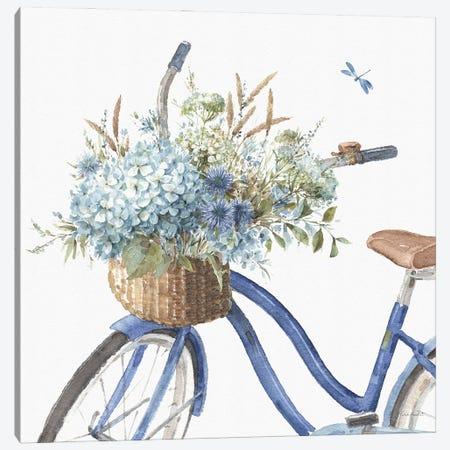 Bohemian Blue VIIIB Canvas Print #UDI184} by Lisa Audit Canvas Art Print