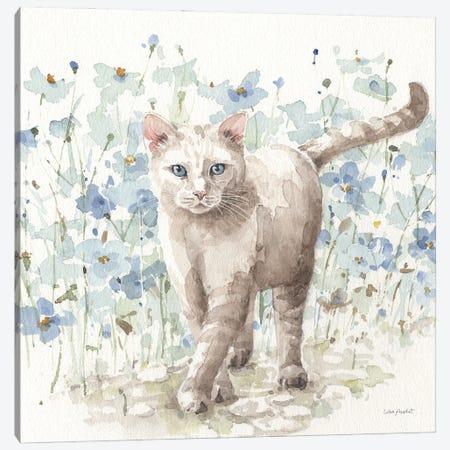 Bohemian Blue IXB Canvas Print #UDI186} by Lisa Audit Canvas Print