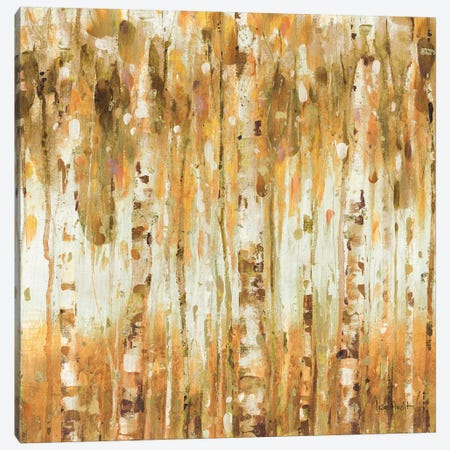 The Forest I Fall 3-Piece Canvas #UDI18} by Lisa Audit Canvas Artwork