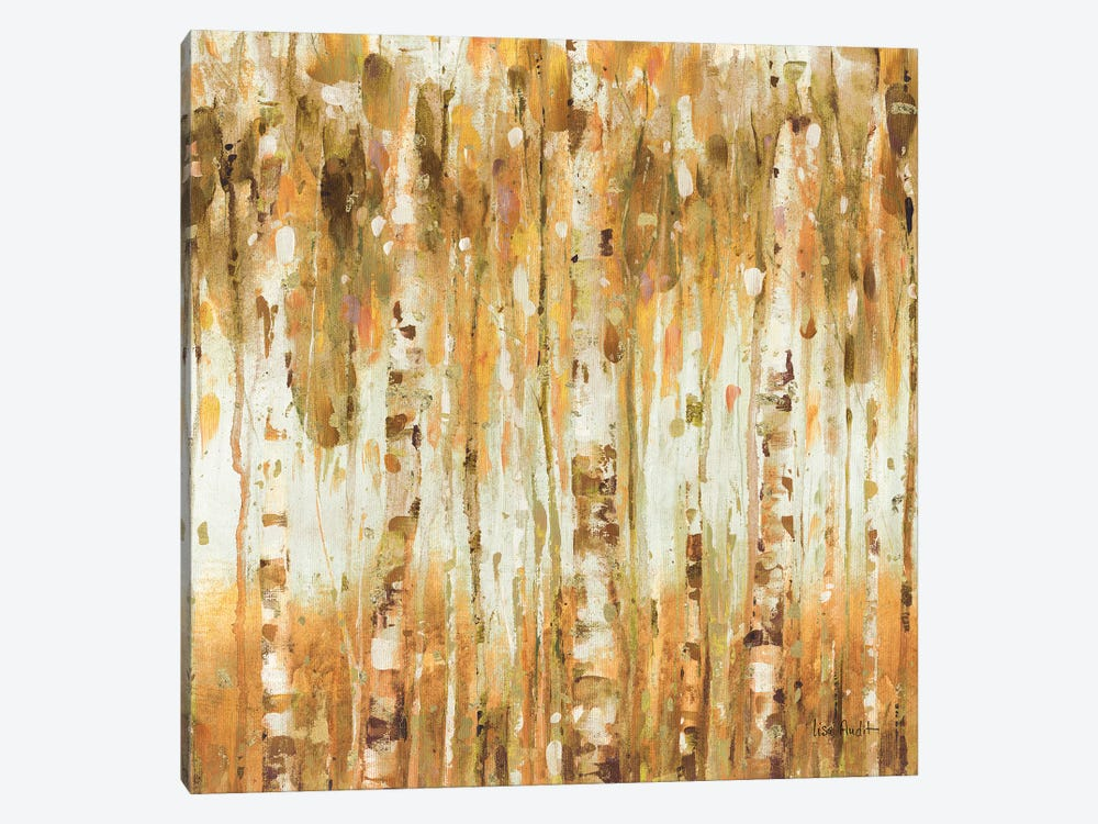 The Forest I Fall by Lisa Audit 1-piece Canvas Art