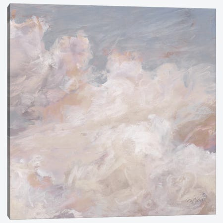 Daydream Neutral II Canvas Print #UDI193} by Lisa Audit Art Print
