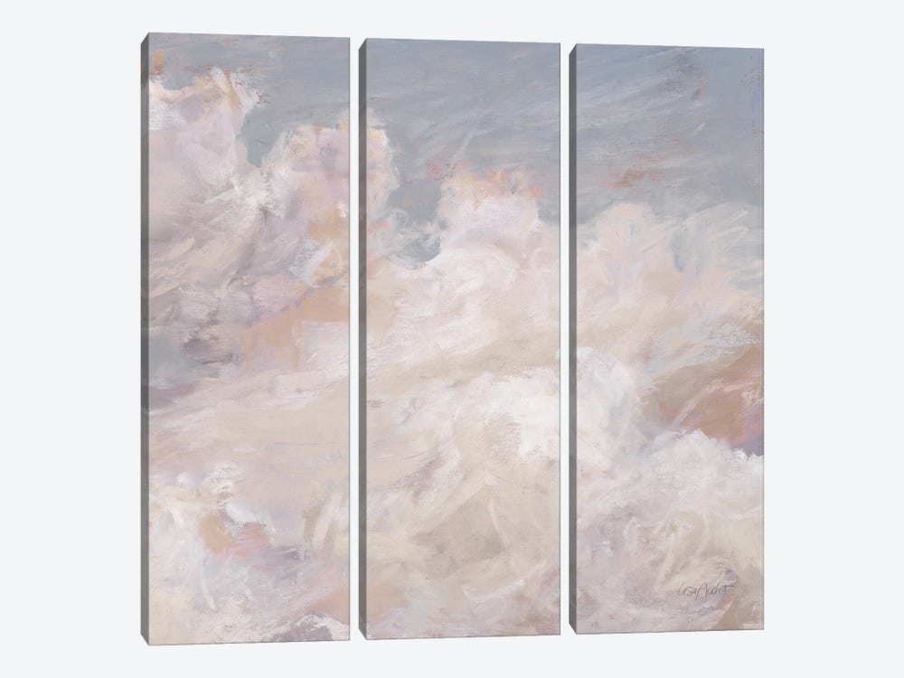 Daydream Neutral II by Lisa Audit 3-piece Canvas Wall Art