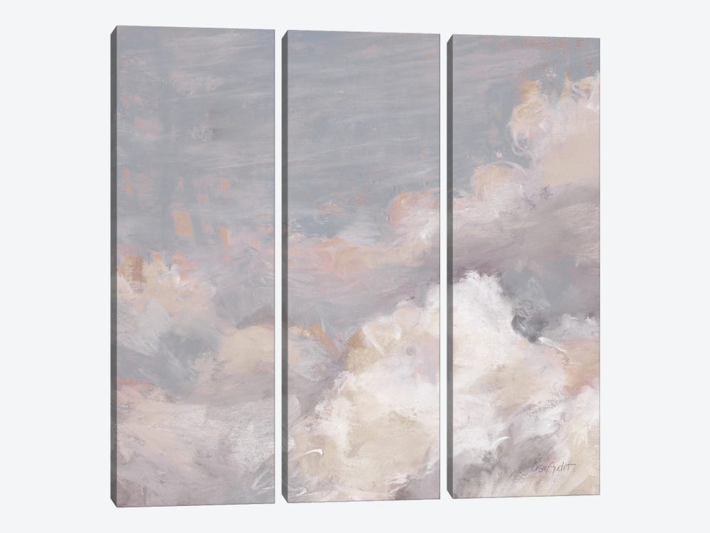 Daydream Neutral III by Lisa Audit 3-piece Canvas Art Print
