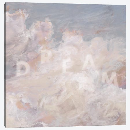 Daydream Neutral IV Canvas Print #UDI195} by Lisa Audit Canvas Wall Art