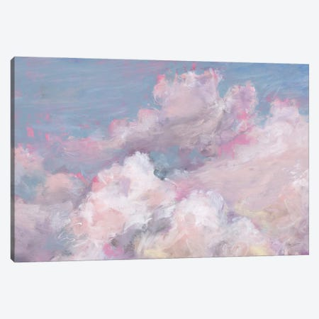 Daydream Pink I Canvas Print #UDI197} by Lisa Audit Canvas Art