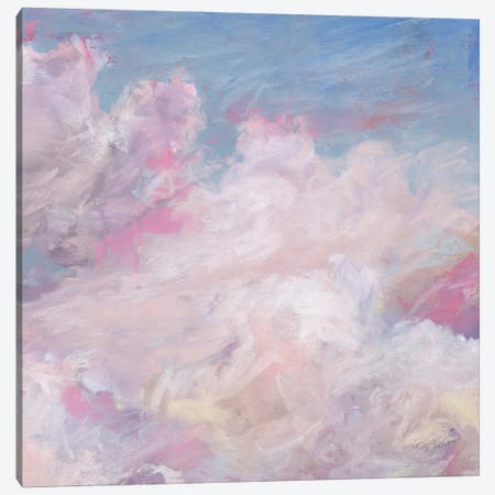 Daydream Pink II Canvas Print #UDI198} by Lisa Audit Canvas Print