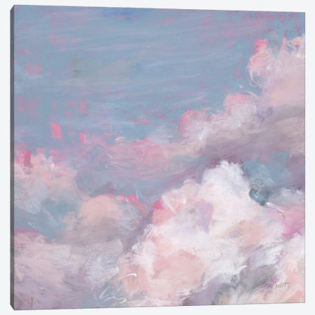 Daydream Pink III Canvas Print #UDI199} by Lisa Audit Art Print