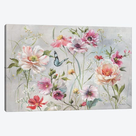 Antique Garden I Canvas Print #UDI1} by Lisa Audit Canvas Print
