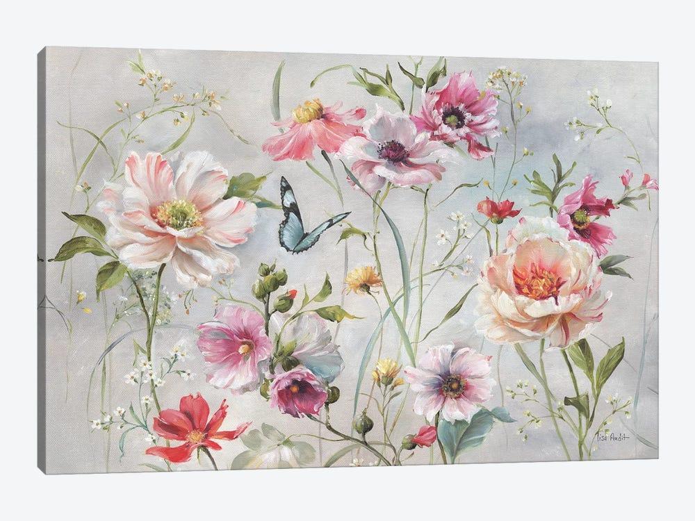 Antique Garden I by Lisa Audit 1-piece Canvas Wall Art