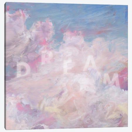 Daydream Pink IV Canvas Print #UDI200} by Lisa Audit Art Print