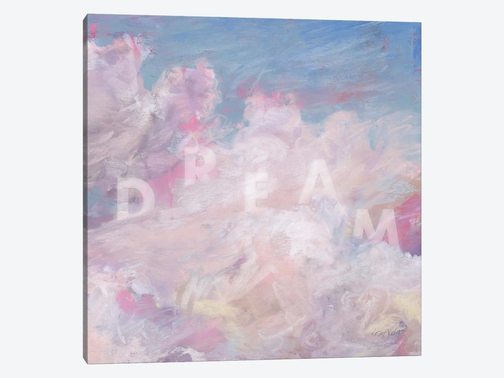 Daydream Pink IV by Lisa Audit 1-piece Canvas Artwork