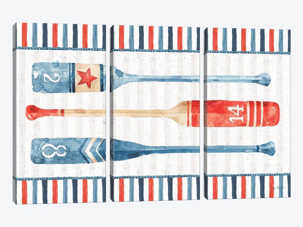 Nautical Life XI by Lisa Audit 3-piece Art Print