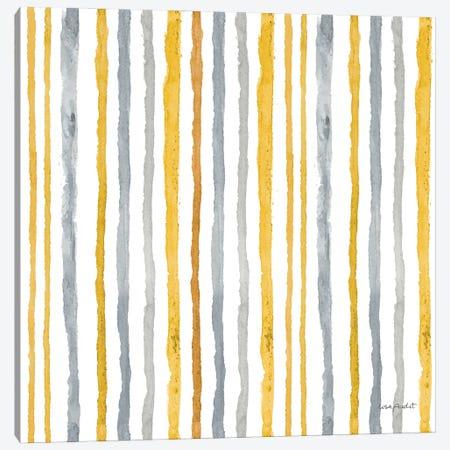 Happy Yellow XXVIA Canvas Print #UDI232} by Lisa Audit Canvas Wall Art