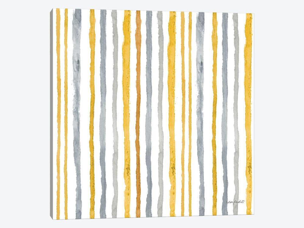 Happy Yellow XXVIA by Lisa Audit 1-piece Art Print