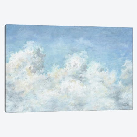 Heavenly Blue I Canvas Print #UDI235} by Lisa Audit Canvas Print