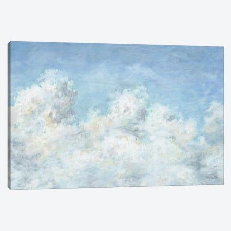 Heavenly Blue I Canvas Print #UDI235} by Lisa Audit Canvas Print