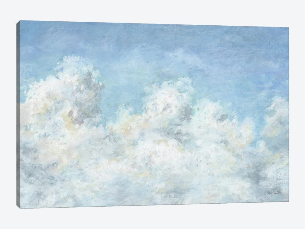 Heavenly Blue I by Lisa Audit 1-piece Canvas Wall Art