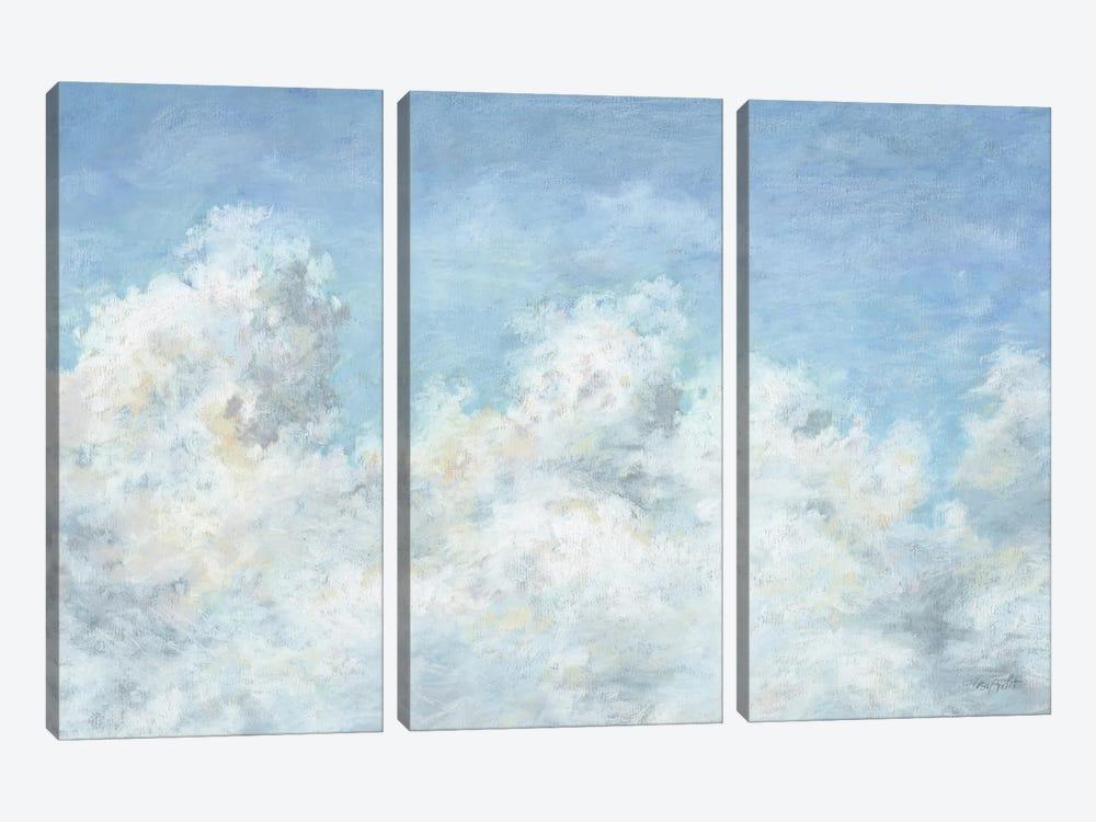 Heavenly Blue I by Lisa Audit 3-piece Canvas Art