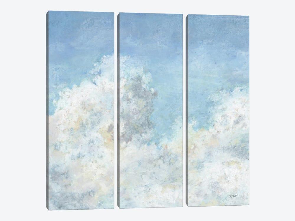 Heavenly Blue III by Lisa Audit 3-piece Canvas Art