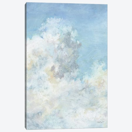 Heavenly Blue V Canvas Print #UDI239} by Lisa Audit Canvas Art