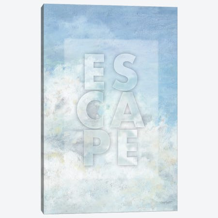 Heavenly Blue VI Canvas Print #UDI240} by Lisa Audit Canvas Print