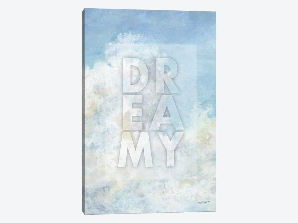 Heavenly Blue VII by Lisa Audit 1-piece Canvas Print