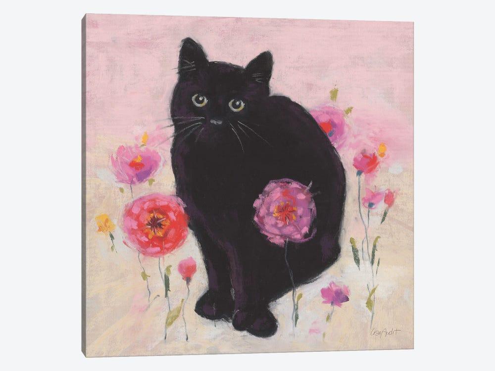 Nina the Cat II by Lisa Audit 1-piece Art Print