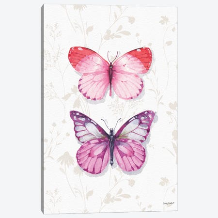 Obviously Pink XA Canvas Print #UDI254} by Lisa Audit Canvas Print