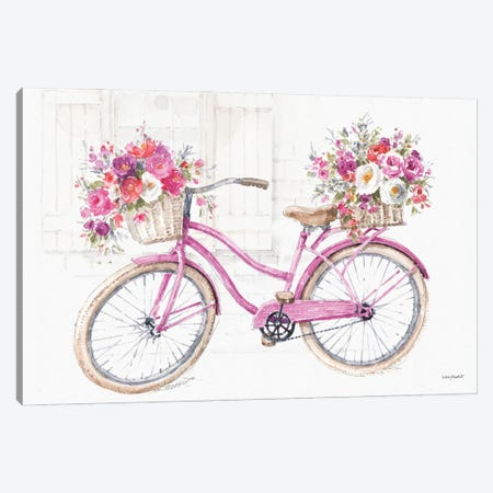 Obviously Pink XIIA Canvas Print #UDI256} by Lisa Audit Art Print