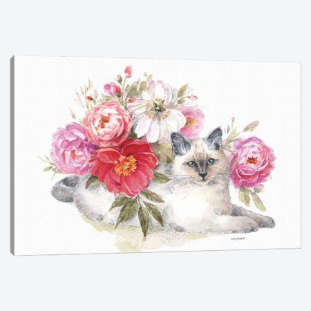 Obviously Pink XXIA Canvas Print #UDI265} by Lisa Audit Canvas Artwork
