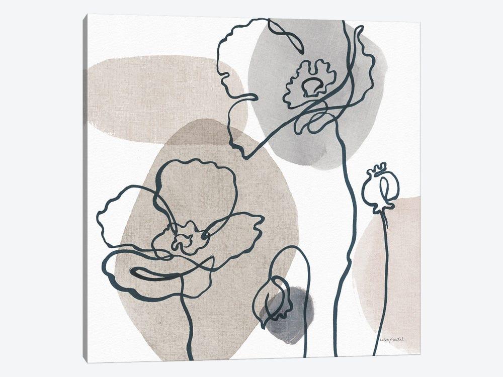 Think Neutral IIIA by Lisa Audit 1-piece Art Print