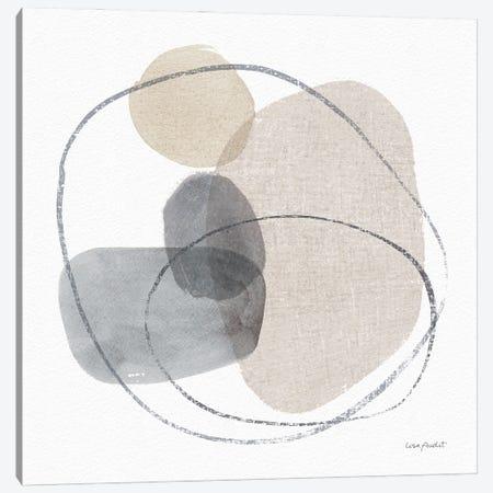Think Neutral VIIIA 3-Piece Canvas #UDI274} by Lisa Audit Canvas Art Print