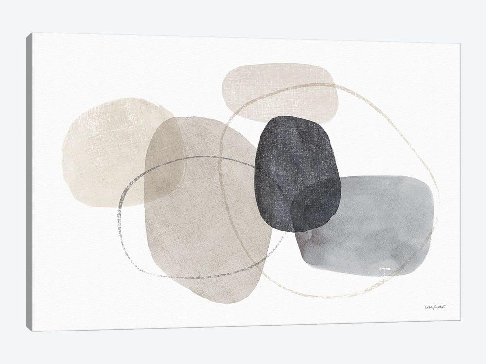 Think Neutral IXA by Lisa Audit 1-piece Canvas Artwork