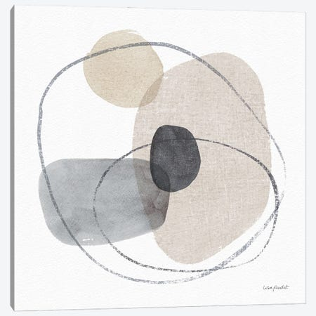 Think Neutral XIA Canvas Print #UDI277} by Lisa Audit Art Print