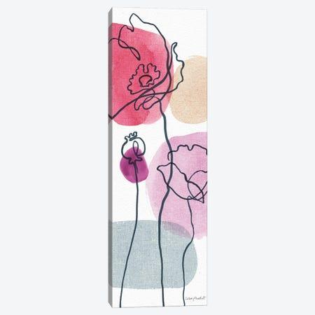Think Pink VA Canvas Print #UDI286} by Lisa Audit Canvas Art