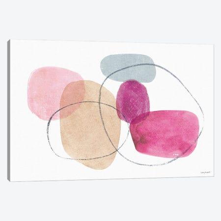 Think Pink VIA Canvas Print #UDI287} by Lisa Audit Canvas Artwork
