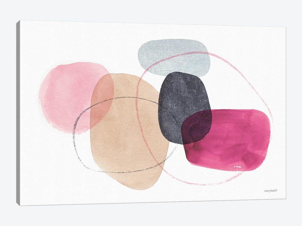 Think Pink IXA by Lisa Audit 1-piece Canvas Print