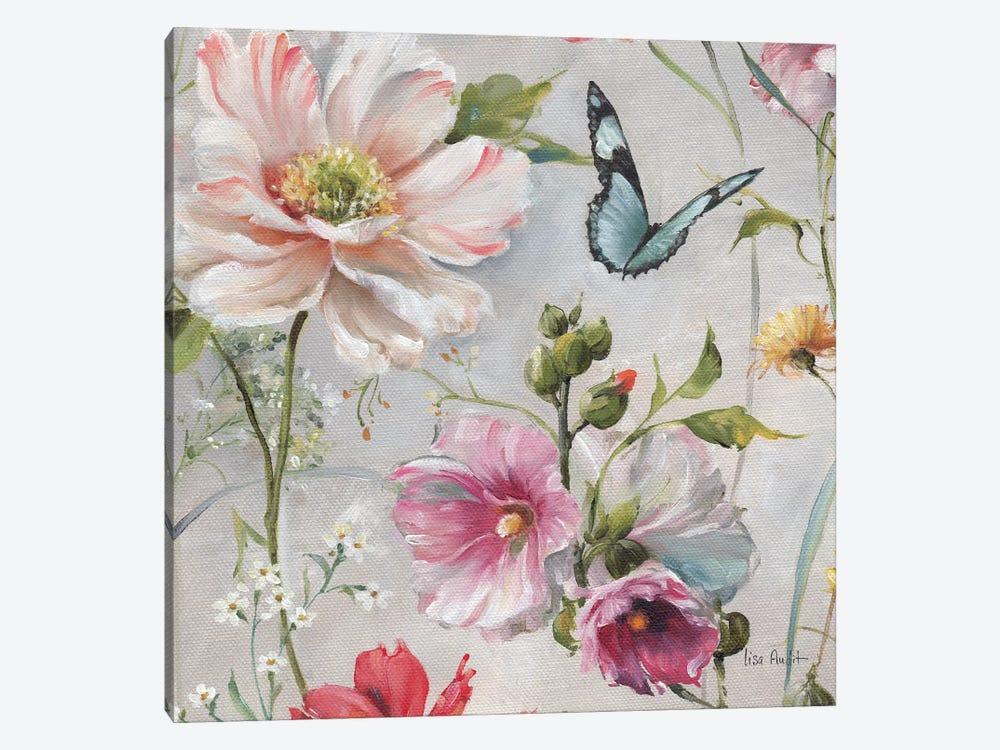 Antique Garden II by Lisa Audit 1-piece Canvas Print