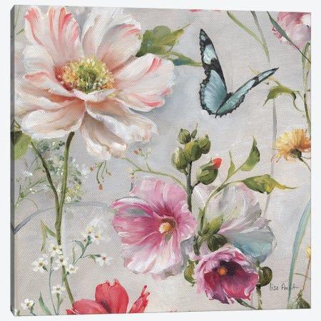 Antique Garden II Canvas Print #UDI2} by Lisa Audit Canvas Print