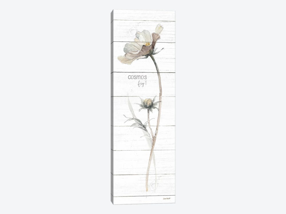 A Country Weekend VII Shiplap Crop by Lisa Audit 1-piece Canvas Wall Art