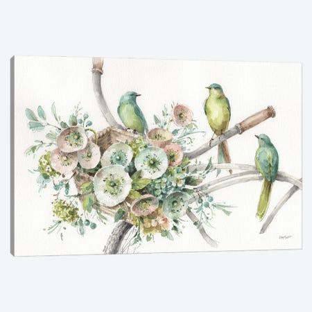 Mint Crush VII Landscape Canvas Print #UDI331} by Lisa Audit Canvas Print