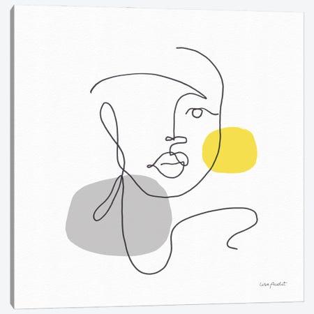 Glow I Canvas Print #UDI355} by Lisa Audit Canvas Artwork